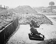 Fort Moultrie Charleston, S.C. Civil War Photo Print for Sale