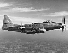 General Motors P-75 / P-75A Eagle in Flight Photo Print for Sale