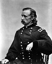 George Custer Seated Portrait Photo Print for Sale