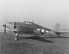 Grumman F6F-3 Hellcat WWII Aircraft Photo Print for Sale