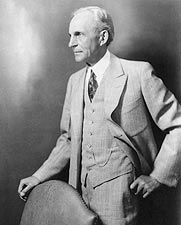 Henry Ford 3/4 Length Portrait Photo Print for Sale