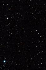 Hubble Space Telescope Distant Galaxies Photo Print for Sale