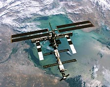 International Space Station STS-114 NASA Photo Print for Sale