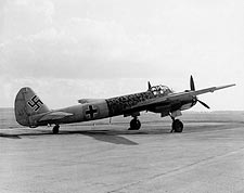 Junkers Ju 88 German WWII Night Fighter Photo Print for Sale