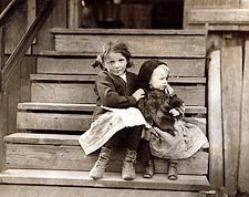 Lewis Hine Photos