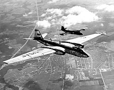 Martin B-57 Canberra & RB-57D Photo Print for Sale