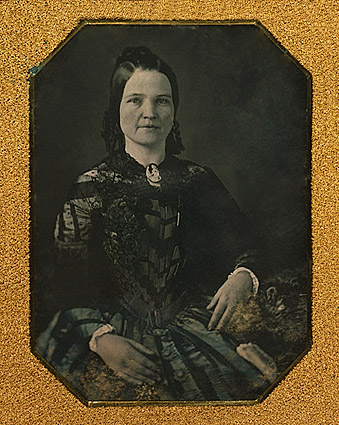 Mary Todd Lincoln Portrait Photo Print