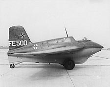 Messerschmitt Me-163 Komet  Photo Print for Sale