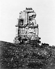 Monument of Pisistratus Museon Hill Greece Photo Print for Sale
