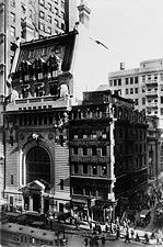 National Park Building New York City 1921 Photo Print for Sale