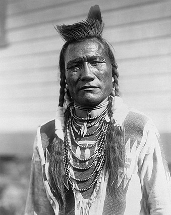 Native American Indian Edward S Curtis 1910 Photo Print