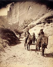 Navajo Indian Band Edward S. Curtis 1904 Photo Print for Sale