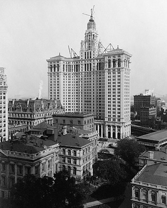 New Municipal Building 1912 New York City Photo Print