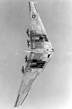Northrop B-35 / XB-35 Flying Wing Bomber Photo Print