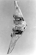 Northrop B-35 / XB-35 Flying Wing Bomber Photo Print for Sale