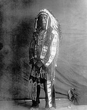 Oglala Sioux Indian Edward S. Curtis Photo Print for Sale
