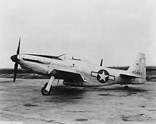 P-51 / P-51D Mustang WWII Fighter Photo Print for Sale
