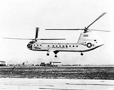 Piasecki H-16 Transporter Helicopter Photo Print for Sale