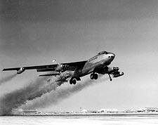 Boeing B-47 Stratojet Rocket Assist RATO Photo Print for Sale