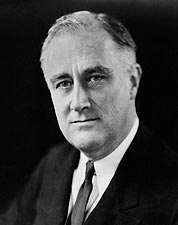 President Franklin Delano Roosevelt 1933 Photo Print for Sale