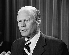 President Gerald Ford 1974 Photo Print for Sale