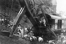 President Theodore Roosevelt Panama Canal Photo Print for Sale