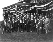 President Theodore Roosevelt Sagamore Hill Photo Print for Sale