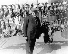 President Warren G. Harding Wild Game Hunt Photo Print for Sale