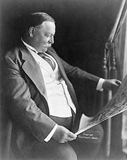 President William H. Taft Seated Portrait Photo Print for Sale