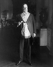 President William Howard Taft Full Portrait Photo Print For Sale