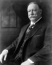 President William Howard Taft Portrait 1915 Photo Print