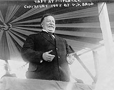 President William Howard Taft Speaking Photo Print for Sale