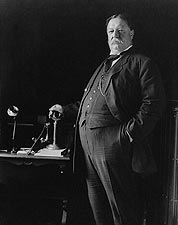 President William Howard Taft Standing Photo Print for Sale