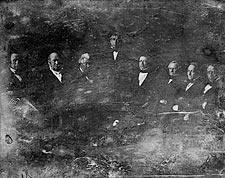 President Zachary Taylor & Cabinet 1849 Photo Print for Sale