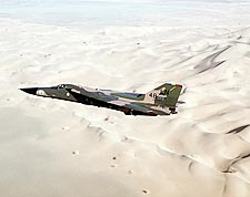RF-111F / F-111 Raven Aircraft Desert Storm Photo Print for Sale