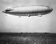 Roald Amundsen Blimp Airship I-SAAN Photo Print for Sale