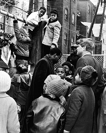 Robert Kennedy Bedford-Stuyvesant Brooklyn Photo Print