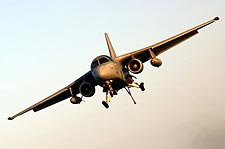 S-3 Viking Landing Approach Navy Photo Print for Sale