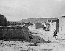 San Ildefonso, New Mexico Edward S. Curtis Photo Print for Sale