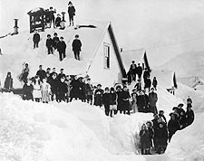School Children in Valdez, Alaska, 1910 Photo Print for Sale