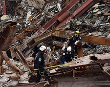 Search and Rescue Team 9/11 Photo Print for Sale