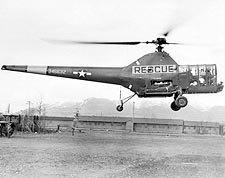 Sikorsky H-5 Dragonfly Helicopter Photo Print for Sale