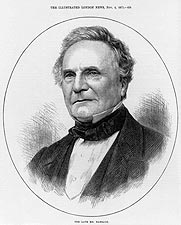 Sketch Portrait of Charles Babbage Photo Print for Sale