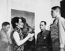 Soong May-ling, Madame Chiang Kai-shek WWII Photo Print for Sale