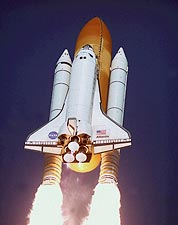 Space Shuttle Atlantis Launch NASA Photo Print for Sale