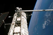 Space Shuttle Discovery Astronauts EVA Photo Print for Sale