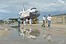 Space Shuttle Discovery Orbiter NASA Photo Print for Sale