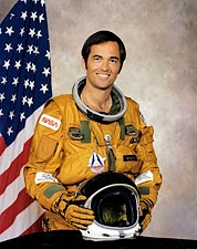 Space Shuttle Pilot Robert Crippen EES NASA Photo Print for Sale