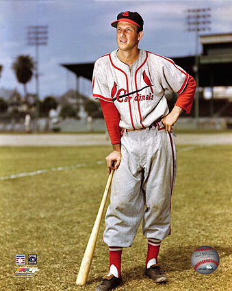 Stan Musial St. Louis Cardinals Baseball Photo Print