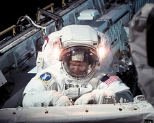 STS-121 Discovery Astronaut Piers Sellers Photo Print